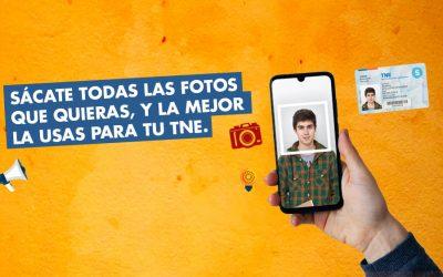 TARJETA NACIONAL ESTUDIANTIL: Actualiza tu foto desde casa.